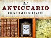 """anticuario"""" Julián Sánchez"""