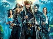 """'Piratas Caribe: venganza Salazar' """"pelicula sobrenatural"""" eleva anclas Mayo"""