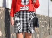 Minnie mouse tendencia vichy