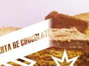 Tarta galletas crema pastelera chocolate