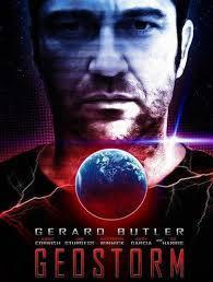GEOSTORM la nueva pelicula de GERARD BUTLER.