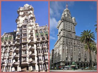 Palacio Barolo, Palacio Salvo, Masones en Argentina y Uruguay