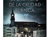 silencio ciudad blanca, Sáenz Urturi