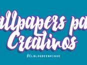 Wallpapers creativos para Inspirarte