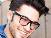 Nuevos Peinados cortes pelo para hombres anteojos