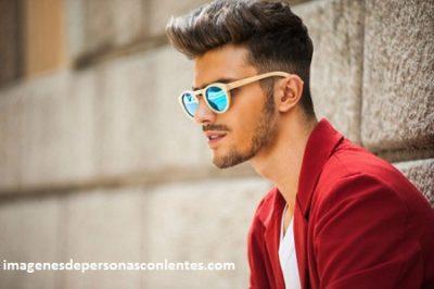 Peinados Hombre Lentes Cortes De Pelo De Moda Para Ti