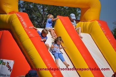 juegos recreativos para niños especiales divertidos
