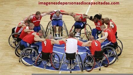 actividades deportivas para discapacitados juegos