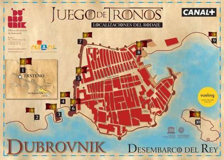 Escala de Crucero en Dubrovnik