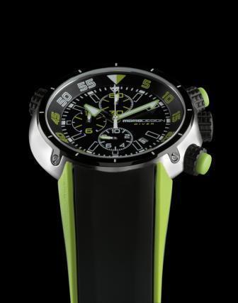 Reloj Momo Design modelo MD2005SB Diver Pro Chrono. Reloj de Buceo