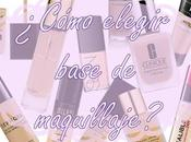 #Tutorial# ~Como elegir Base Maquillaje~
