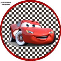 Un cumple a la velocidad de Rayo McQueen
