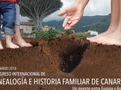 Congreso Internacional Genealogía Historia Familiar Canarias: puente entre Europa América.