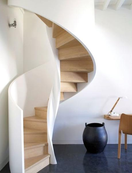 Escaleras de caracol paperblog for Escaleras infinitas