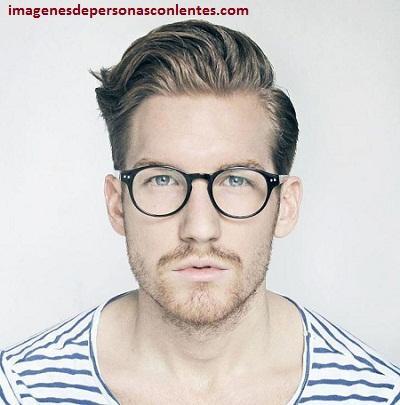 4 Estilos Y Cortes De Cabello Para Hombres Con Gafas De Moda Paperblog