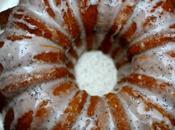 Receta tradicional bundt cake naranja
