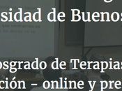 Cursos posgrado Terapias Tercera Generación Universidad Buenos Aires