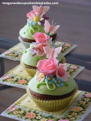 cupcakes para el dia de la mujer imagenes