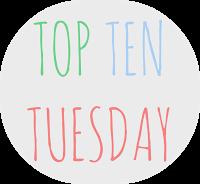Top Ten Tuesday: libros que quiero leer esta primavera