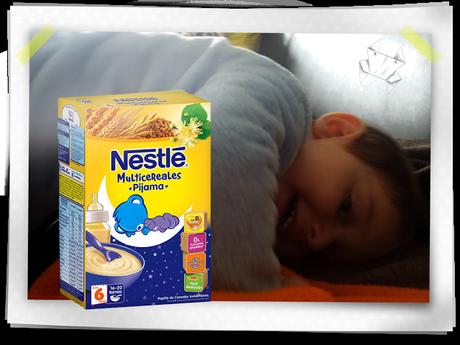 Papilla Multicereales pijama de Nestlé