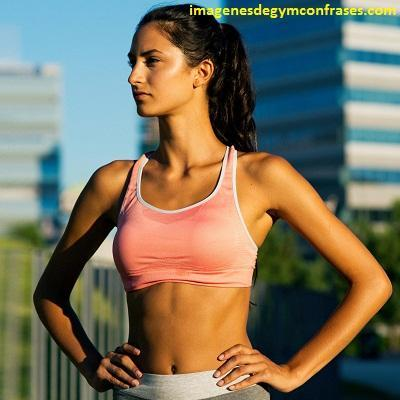 4 Chicas O Mujeres Bonitas En El Gym Con Cuerpos Perfectos