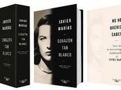 """Corazón blanco"", Javier Marías"
