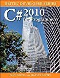 C# 2010 for Programmers (Deitel Developer Series)