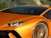 Lamborghini Huracán Performante, rápido Nordschleife.
