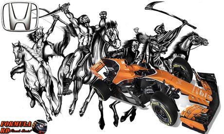 McLaren y los cuatro jinetes del apocalipsis | Artículo de opinión