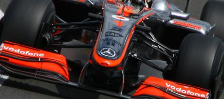 McLaren acerca Mercedes para