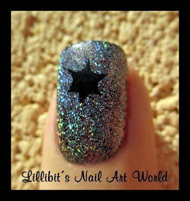 Estrellas de polvo holográfico de Tosave.com