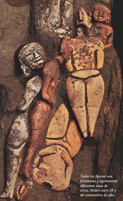 Las doncellas del rey maya