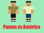 Previa Pumas América jornada futbol mexicano