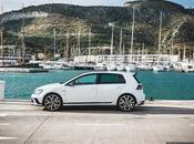 Volkswagen Golf Clubsport. cúspide siglas.