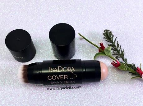 Un Acabado Perfecto No Make Up con Cover Up de IsaDora
