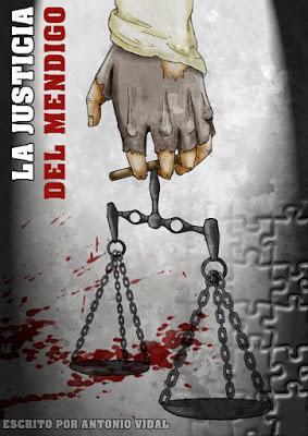 La justicia del mendigo - Antonio Vidal