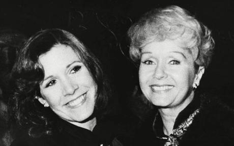 Realizarán homenaje a la princesa Leia y Debbie Reynolds #Cine