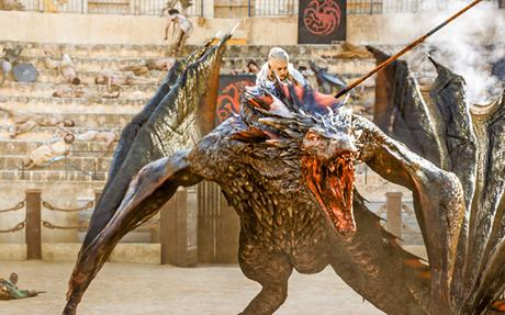 Dragones de Game of Thrones #GoT  impresionarán a la audiencia #TV #Series (VIDEO) (VIDEO)