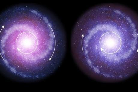El misterio de la materia oscura ausente en las primeras galaxias del Universo #Nasa