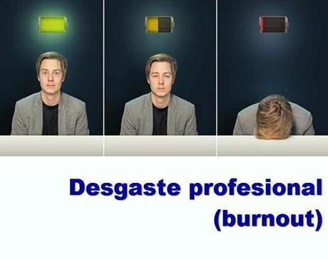 ¿Desea saber si usted padece del síndrome de desgaste profesional? #Trabajo #Profesionales