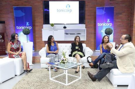Tonicorp realizó un conversatorio con especialistas y mujeres