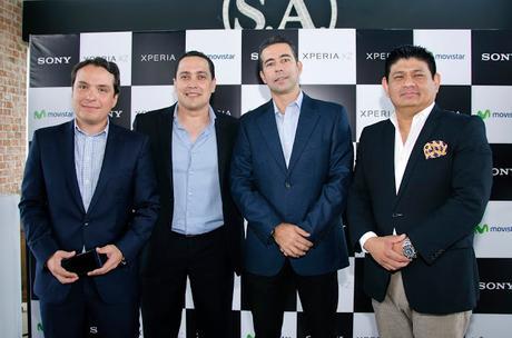 Sony Mobile presentó el nuevo Smartphone Xperia XZ en Ecuador