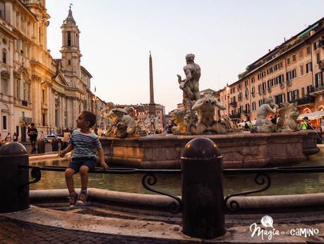 Viajar a Roma con niños (ideas para todas las edades)