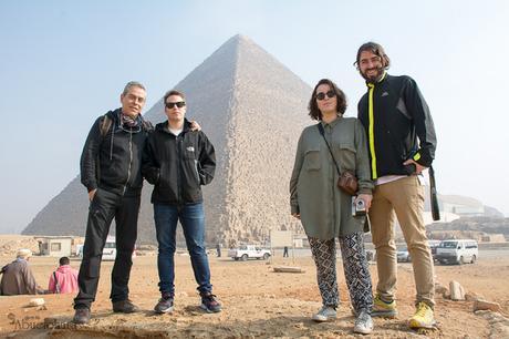 7 días en Egipto - El viaje