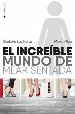 Novedad ediciones kiwi marzo;  El increíble mundo de mear sentada Garbiñe Las Heras, María Allua
