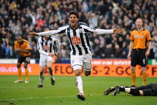 [Video] Primer gol de Carlos Vela con el West Bromwich