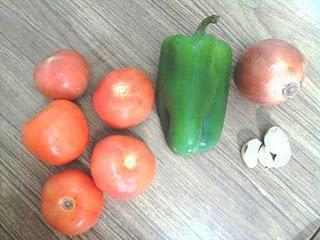 Tollos en salsa