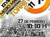 XXVIII Media Maratón Internacional Ciudad Torrevieja 2011