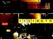Marcos Catalán: Lexington Bar, Muntaner 108, Barcelona