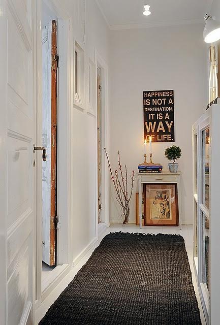 Entrada a un pasillo paperblog - Entradas y pasillos ...